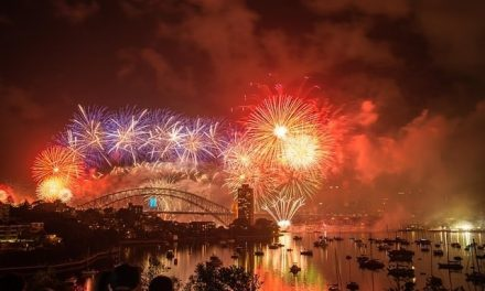 Blogger empfehlen: 5 Places to Be für Silvester
